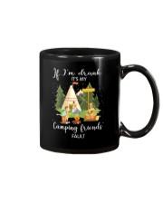 Camping Drunk Mug thumbnail