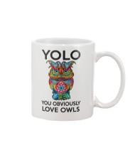 Owl Yolo Mug thumbnail