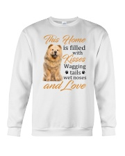 House Filled With Chow Chow Crewneck Sweatshirt thumbnail