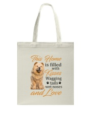 House Filled With Chow Chow Tote Bag thumbnail