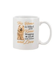 House Filled With Chow Chow Mug thumbnail