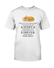 Cat Forever In My Heart Classic T-Shirt thumbnail