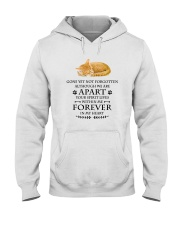 Cat Forever In My Heart Hooded Sweatshirt thumbnail
