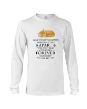 Cat Forever In My Heart Long Sleeve Tee thumbnail