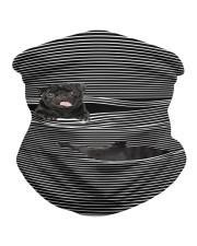 Pug Striped T821 Neck Gaiter tile
