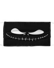 Jack Skellington Face H21831 Cloth face mask front