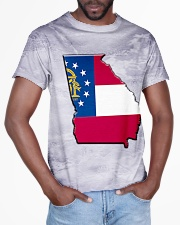 Georgia State Flag T5TO All-over T-Shirt aos-all-over-T-shirt-lifestyle-front-03