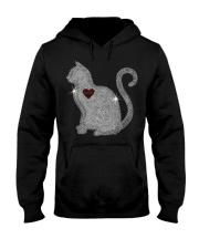 Cat Love Bling New Hooded Sweatshirt thumbnail