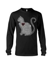 Cat Love Bling New Long Sleeve Tee thumbnail