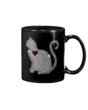 Cat Love Bling New Mug thumbnail
