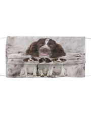 Awesome English Springer Spaniel G82734 Cloth face mask front