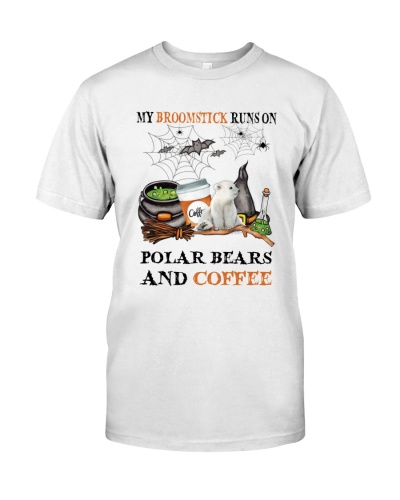Polar Bears Run On