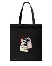 Unicorn Lady Tote Bag thumbnail