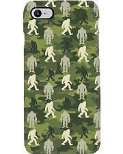 Bigfoot Camo TJ1901 Phone Case tile