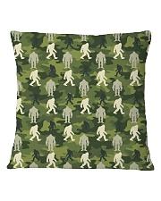 Bigfoot Camo TJ1901 Square Pillowcase tile