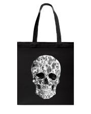 Beagle Skull Tote Bag thumbnail