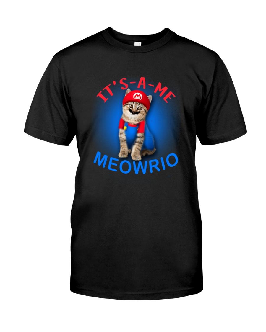 NYX - Meowrio - 0204 Classic T-Shirt
