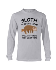 Sloth Team Long Sleeve Tee thumbnail