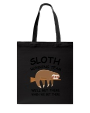 Sloth Team Tote Bag thumbnail