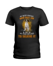 German Shorthaired Pointer Know Ladies T-Shirt thumbnail