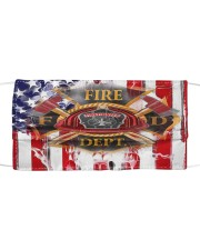 Awesome Firefighter G82764 Cloth face mask front