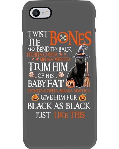 Halloween Black As Black
