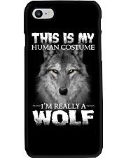 Wolf Costume  Phone Case thumbnail