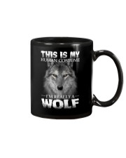 Wolf Costume  Mug thumbnail