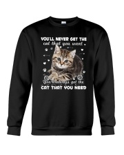 NYX - Cat You Need - 2702 Crewneck Sweatshirt thumbnail