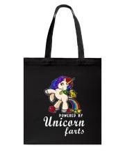 Unicorn Powered Tote Bag thumbnail