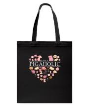 Farm Pigaholic Tote Bag thumbnail