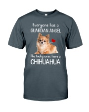 Angel Chihuahua Classic T-Shirt front