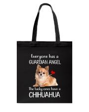 Angel Chihuahua Tote Bag thumbnail