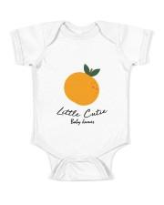 Little Cutie TY23022111 Baby Onesie front