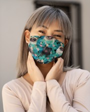 Pug Tropical H31704 Cloth face mask aos-face-mask-lifestyle-17