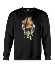 Horses - Color Dreamcatcher Crewneck Sweatshirt thumbnail