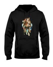 Horses - Color Dreamcatcher Hooded Sweatshirt thumbnail