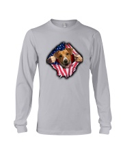 Jack Russell Terrier Is My Power Long Sleeve Tee thumbnail