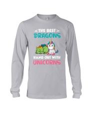 Dragon And Unicorn Long Sleeve Tee thumbnail