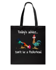 Peckerhead Chicken Tote Bag tile