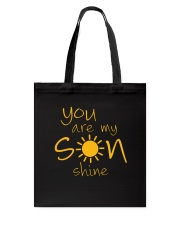 Family My Sonshine Tote Bag tile