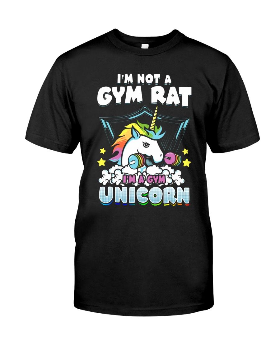 Unicorn Gym Classic T-Shirt
