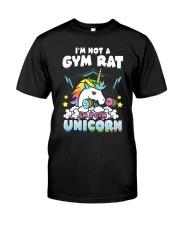 Unicorn Gym Classic T-Shirt front