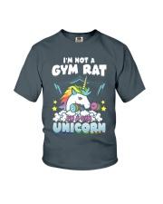 Unicorn Gym Youth T-Shirt thumbnail