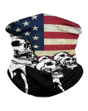 Skull USA Flag T824 Neck Gaiter thumbnail