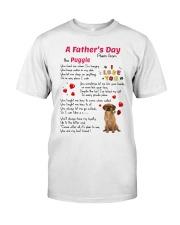 Puggle Poem Classic T-Shirt thumbnail