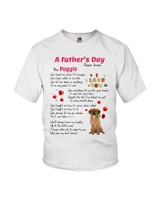 Puggle Poem Youth T-Shirt thumbnail