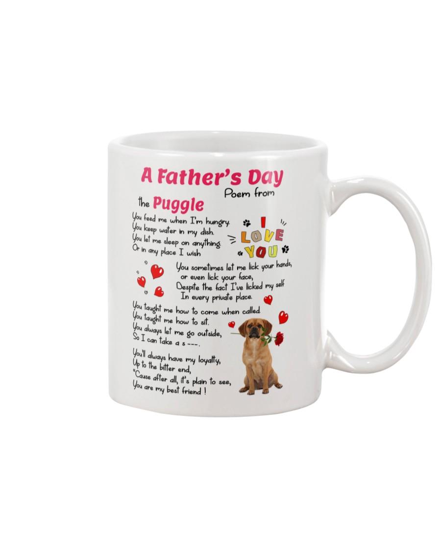 Puggle Poem Mug