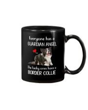 Border Collie Guardian Angel Mug thumbnail
