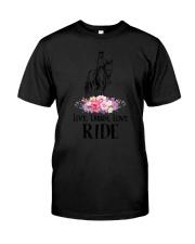 Horse Live - Love - Laugh - Ride Classic T-Shirt tile